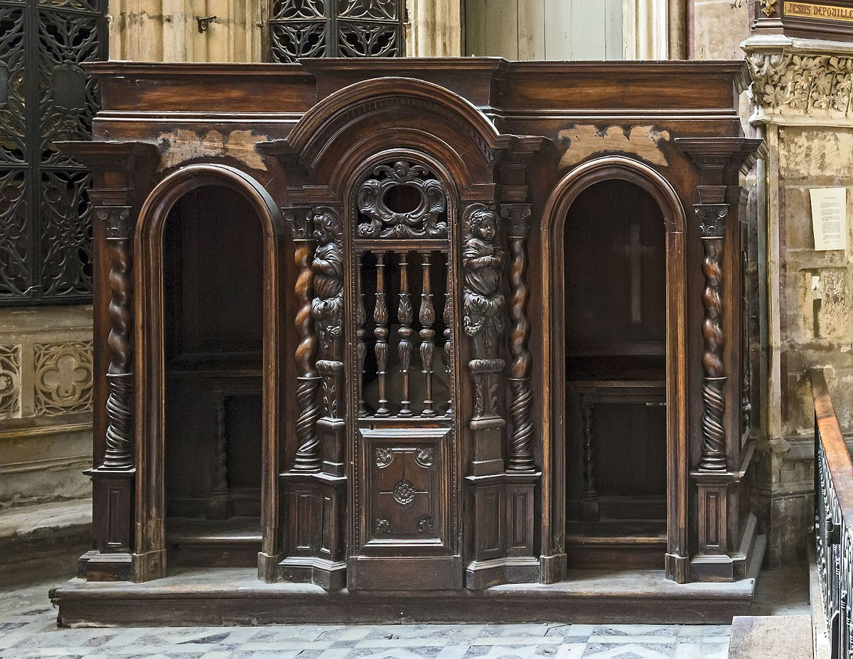 Four priests who were martyred for refusing to violate the seal of confession