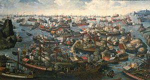 The Battle of Lepanto: The Battle that Saved Christian West and A Lesson for Our Times