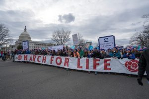 DID YOU KNOW ABOUT THE WHOPPING NUMBER WHO PARTICIPATED IN 2009 MARCH FOR LIFE IN D.C. YESTERDAY?