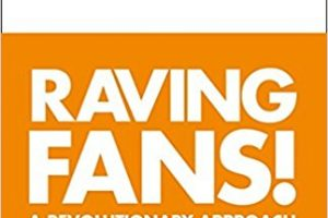 "BOOK REVIEW: ""Raving Fans,"" by Ken Blanchard and Sheldon Bowles"