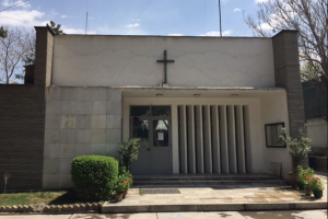 The Only Catholic parish  in Afghanistan