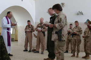 Catholics in Afghanistan