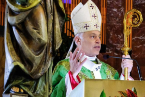 Statement of San Francisco Archbishop Salvatore J. Cordileone in response to House Speaker Nancy Pelosi defending efforts to permit federal funding of elective abortions