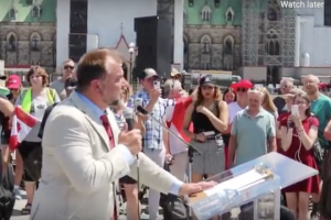 JULY 1: Canada Day (formerly Dominion Day)… A Preacher Who Escaped Soviet Control Warns of Canada's Encroaching Communism: 'It's Time We Push Back'