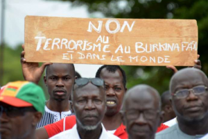 Gunmen kill six during Mass in Burkina Faso