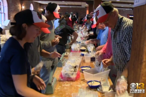 Baltimore Orioles, CRS send meals to drought-stricken Burkina Faso