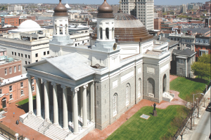 First U.S. Cathedral Turns 200: Baltimore's Basilica Cathedral of the Assumption