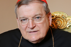 From the beginning: Cardinal Burke urges 'necessity' of prayer during coronavirus pandemic