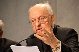 Cardinal Baldisseri counters Chaput, says abuse crisis won't stop synod success