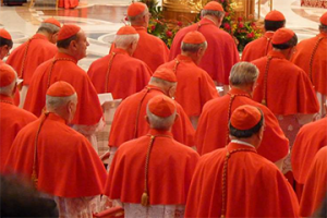 What changes may be coming to the College of Cardinals in 2021?