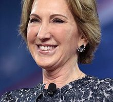 Work and Spirituality: Carly Fiorina Gives Real-World Examples of Catholic Social Principles Applied to Work