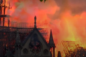 Notre Dame receives $1 billion in donations to rebuild, less than 48 hours after disaster