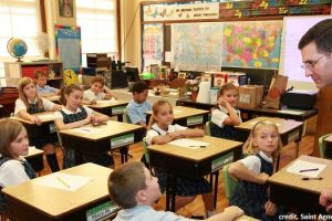 Catholic school enrollment sees sharpest drop in nearly 50 years says NCEA report, but maybe not all Catholic schools…