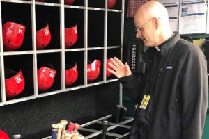 Dealing with Career Pressure: Meet the Catholic Chaplain to the Washington Nationals