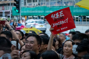 Hong Kong democracy protestors sentenced to months in prison