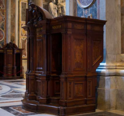 Seal of confession is an 'intrinsic requirement,' Vatican says