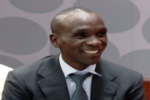 "Catholic Business Profile: Eliud Kipchoge humbly smashes Marathon World Record, says it's ""heart and mind"" that win the race"