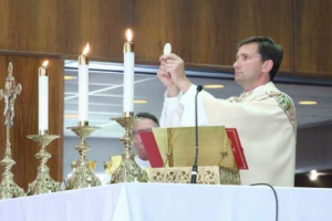 Newly ordained Alaska priest's 1st homily looks at how to respond to life's storms