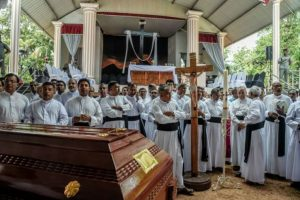 Islamic State claims responsibility for Sri Lanka Easter bombings