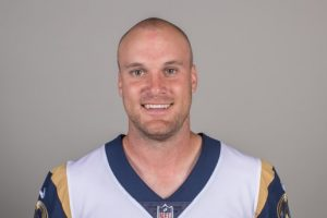 Los Angeles Rams' Kicker on the Sole Goal of a Christian