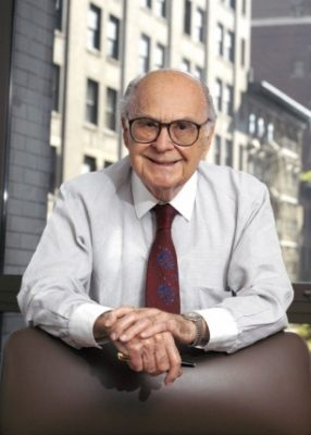 The Undisputed Master of Public Relations Harold Burson talks about the business of persuasion