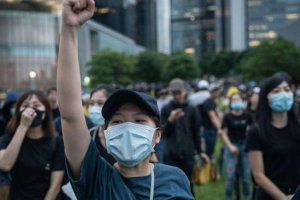 Hong Kong auxiliary bishop calls for 'Friday fasting' amid ongoing protests