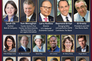 """""""Become an Inspired Business Leader,"""" Legatus Business Conference open to ALL"""