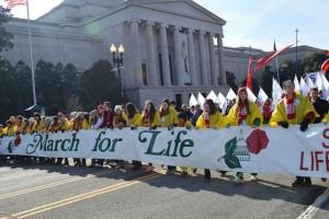 Highlights of Historic March For Life 2020