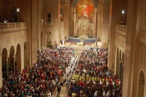 Basilica confirms Nathan Phillips protest attempted Mass disruption at D.C. Basilica
