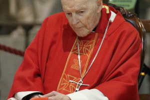 McCarrick permanently stripped of ministry and clerical state