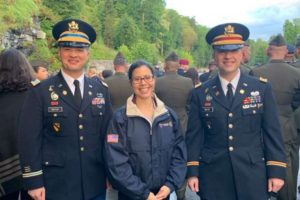 Wisdom, gratitude, healing, fellowship: A military family's journey to Lourdes