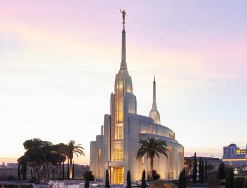 Center of Christianity has a newcomer: Mormons