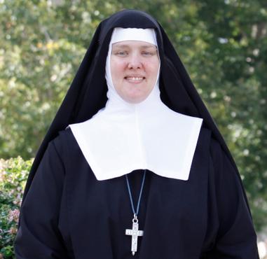 Mother Superior Visits Alma Mater
