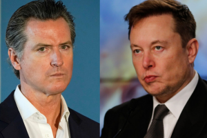 Business vs. Government: Tesla's Musk throws down defiant challenge to CA Gov Newsom's extended lockdown