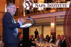 Napa Institute Now Virtual Only:  One Week Left to Take Advantage of Discounted Registration
