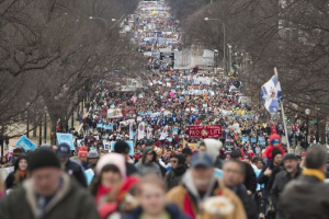 How Many Attended 2019 March for Life in DC?