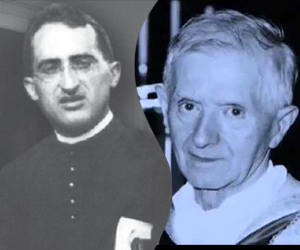 Pope Francis Advances Saint Causes of Two Inspiring Priests--one a seasoned layman