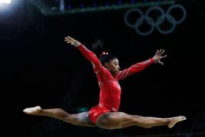 Catholic gymnast Simone Biles makes triumphant return to Olympics