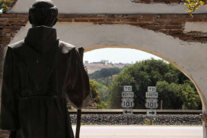 Spanish bishop defends Junipero Serra's legacy