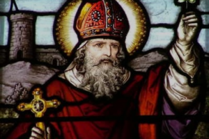 The Lorica of the Great Saint Patrick