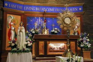 Repairing God's House: Maryland parishes hold days of Eucharistic Adoration