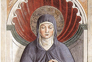 St. Monica, A Profile in Patience and Perseverance