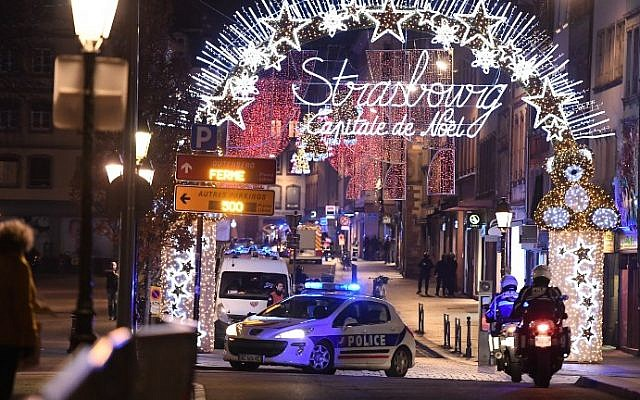 5 Lessons Learned from Tuesday's Terror at  Strasbourg Christmas Market