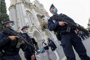 Major Islamic Terrorist Attacks in France: Attacker arrived from Tunisia days ago