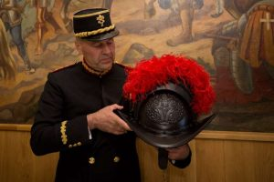 Swiss Guards: 513th Anniversary reveals New Video and New Helmets