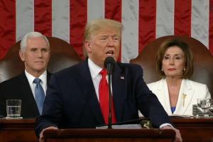 Read and Watch for yourself: Trump's State of the Union address