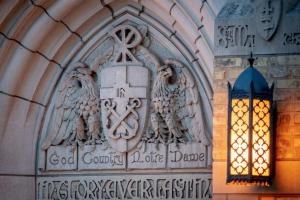 President Biden Dodges University of Notre Dame President Jenkins
