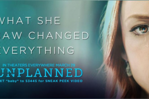 """Unplanned"" Movie does well opening weekend"