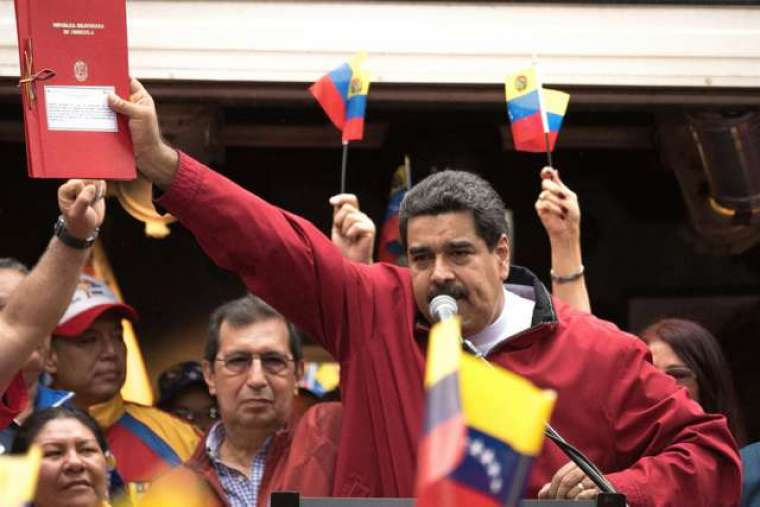 Practical Reality of Socialism: Venezuelan cardinal says Maduro has 'led the country to a terrible ruin'