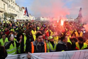 France Protests One Reality of Socialism, but there's more under the surface